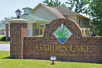 Community Signage, The Retreat at Garden Lake, 2