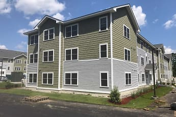 Building, The Ridge At Eastern Trails Apartments and Townhomes, 1