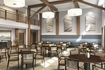 Dining Room, Verena at Bedford Falls, 1
