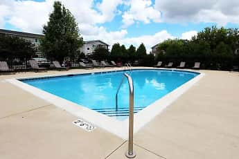 Pool, West Line Apartments, 0