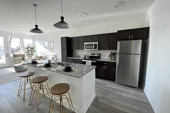 Kitchen, The Barlow, 0