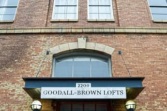 Building, Goodall-Brown Lofts, 0