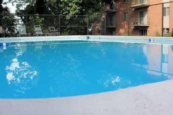 Pool, Woodridge Apartments, 0