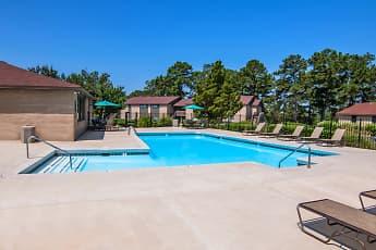 Pool, Post Ridge, 0