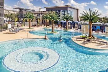 Pool, Vitruvian West, 1