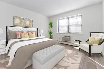 Bedroom, Colonials Apartment Homes, 1