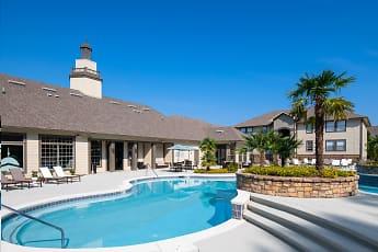 Pool, Landmark Apartments Tuscaloosa, 0