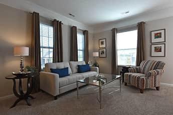 Living Room, Albany Glen, 1