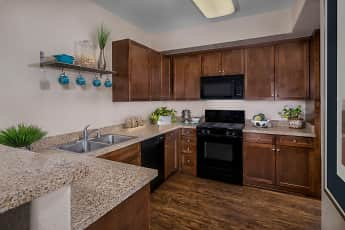 Kitchen, Jamboree Townhomes, 0