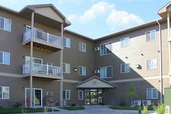 Building, Prairie Village Apartments, 0