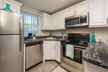 Kitchen, Sugarloaf Estates, 1