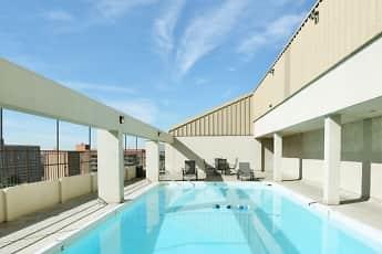 Pool, Blair Tower at Lennox Midtown, 1