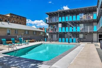 Pool, 833 Dexter, 0