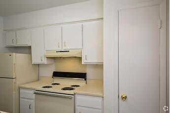 Kitchen, Coronado Villas, 1
