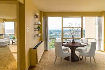 Dining Room, Crystal Tower, 0