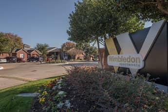 Community Signage, The Wimbledon, 0