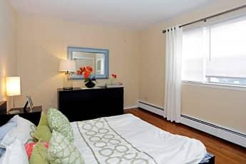 Bedroom, St. James Apartments, 2