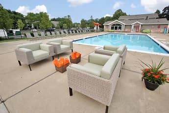 Pool, Addison at Princeton Meadows, 0