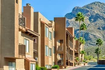 Building, Catalina Crossing, 0