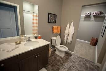 Bathroom, 303 Flats Student Living - PER BED LEASE, 2