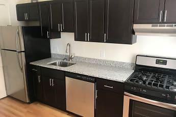 Kitchen, Mount Vernon Apartments, 0