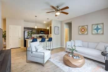 Living Room, Menchaca Commons, 0