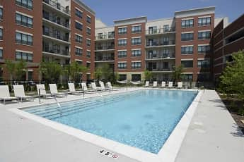 Pool, Ninety 7 Fifty On The Park Apartments, 0