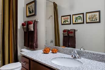 Bathroom, Stonefield Commons, 2