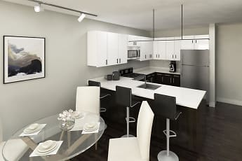 Dining Room, Luxor Lifestyle Apartments, 0