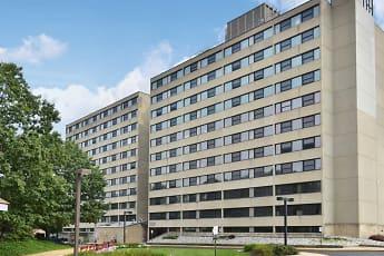 Building, Alvin E Gershen Apartments, 0