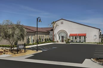 Building, Harvest in Tracy, 2