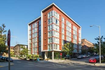 Building, Nora Apartments, 0
