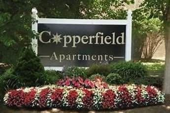 Community Signage, Copperfield Apartments, 0