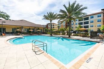 Pool, The Addison At Tampa Oaks, 2