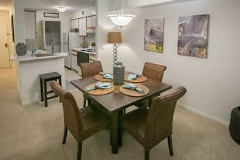 Dining Room, Summer Ridge Apartments, 1