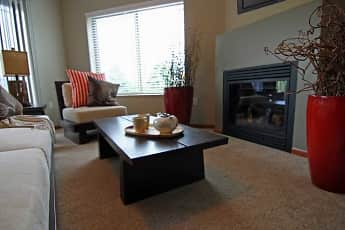 Living Room, The Village On The Preserve, 0