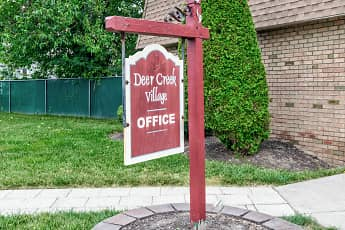Community Signage, Deer Creek Village, 2
