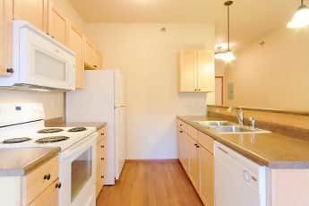 Kitchen, HighPointe Apartments, 0