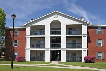 Building, Hidden Oaks Apartments, 0