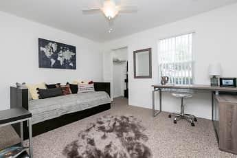 Living Room, Lakewood Shores, 2