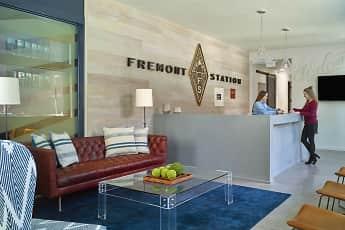 Living Room, Fremont Station, 0