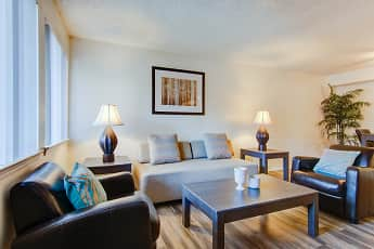 Living Room, Sun Pointe Park, 1