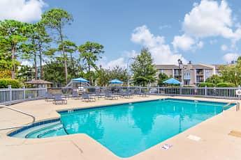 Pool, Crosswinds Apartments, 0