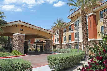 Building, Furnished Studio - Palm Springs - Airport, 1