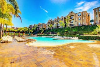 Pool, Prominence Apartments, 0