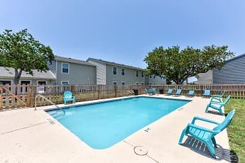 Pool, Rockport Oak Garden Apartments, 0