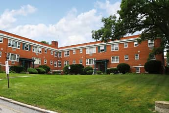 Building, Euclid Terrace Apartments, 0