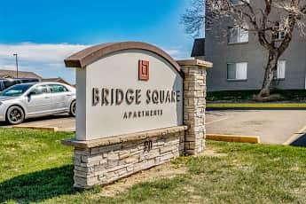 Community Signage, Bridge Square, 1