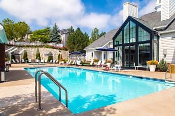 Pool, Residences at Stevens Pond, 0