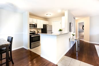 Kitchen, Autumn Creek Apartments, 0
